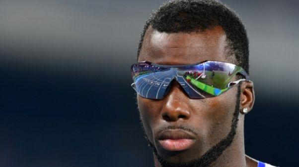 Athlétisme: le Britannique Nigel Levine suspendu quatre ans pour dopage