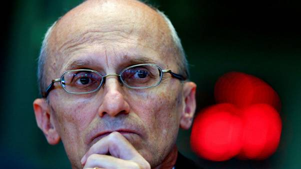Soured bank debt to remain ECB top priority - proposed supervision chief
