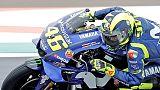Moto: Rossi, con nuovo motore più facile