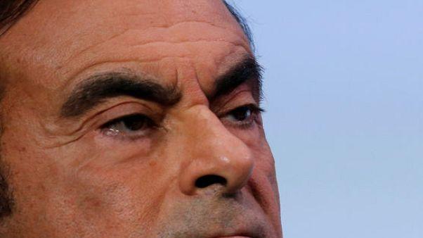 فرنسا تحث رينو على استبدال رئيسها التنفيذي كارلوس غصن