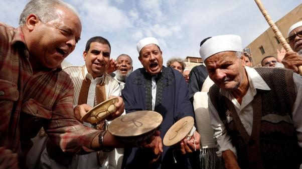 Libyan Sufis celebrate Prophet's birthday despite security fears