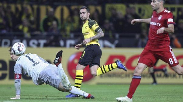 Alcacer verrà riscattato dal Dortmund