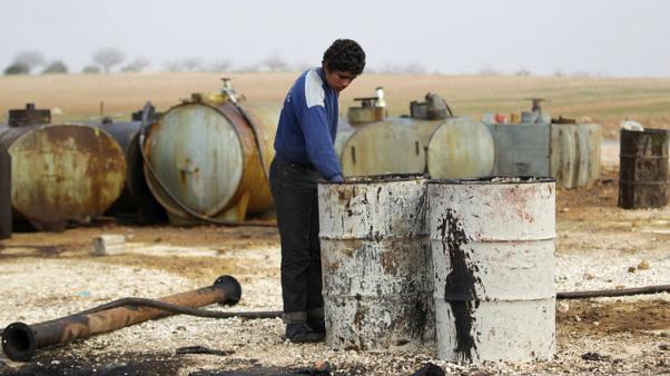 U.S. targets Iran-Russia network over oil sent to Syria