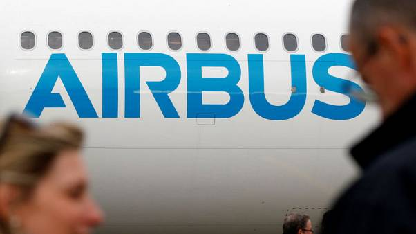 Airbus to unveil top finance, operational executives -sources