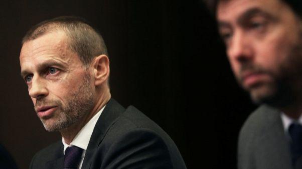 Nations League more successful than imagined - UEFA head