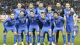 Italia-Usa: tifoso invade il campo