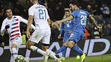 Mancini: Italia più avanti del previsto