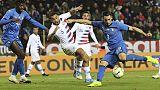 Calcio: Italia-Usa 1-0