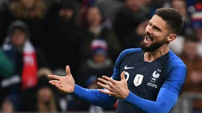 France-Uruguay: Giroud en avait besoin