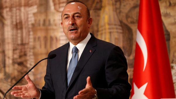 وزير خارجية تركيا: شراء نظام دفاعي روسي صفقة محسومة لا يمكن أن نلغيها