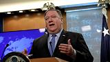 Pompeo tells Seoul nuclear progress must not lag better Korea ties