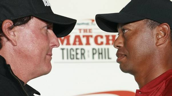 Win over Woods worth more than $9 million, says Mickelson