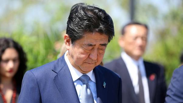 South Korea risks ties by disbanding 'comfort women' fund - Japan PM