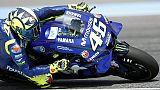 Moto: a Valencia il 2/o giorno test