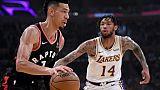 NBA: Toronto confirme à l'Est, Portland s'affirme à l'Ouest