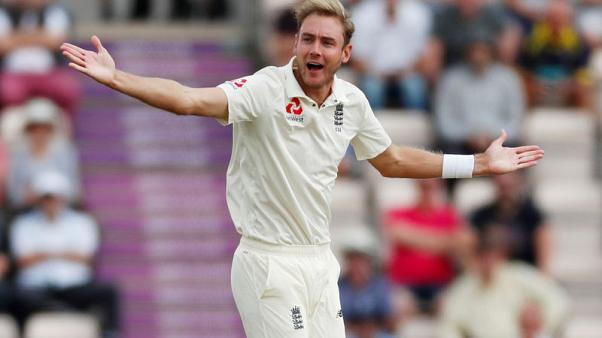 Cricket - Broad replaces rested Anderson in final Sri Lanka test
