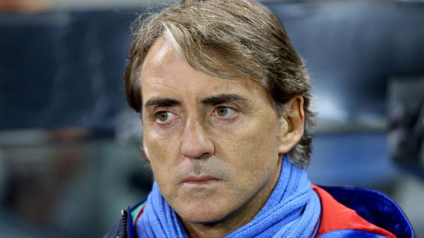 Mancini nurturing green shoots of recovery at improving Italy