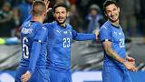 إيطاليا تتعادل سلبيا مرتين.. نقمة في الأولى ونعمة في الثانية