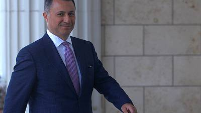 EU demands Hungary explain why ex-Macedonia PM granted asylum
