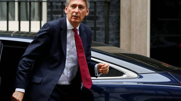 Britain records bigger-than-expected budget deficit in October
