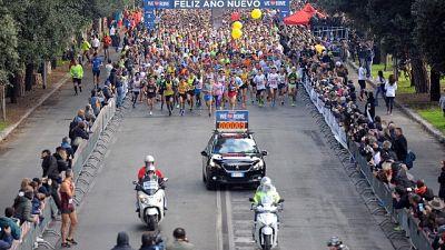 Il 31/12 torna l'Atleticom We run Rome
