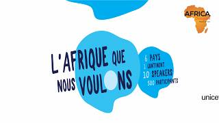 Africa Dialogues for World Children's Day 2018: African Youth share their vision of the Africa they want