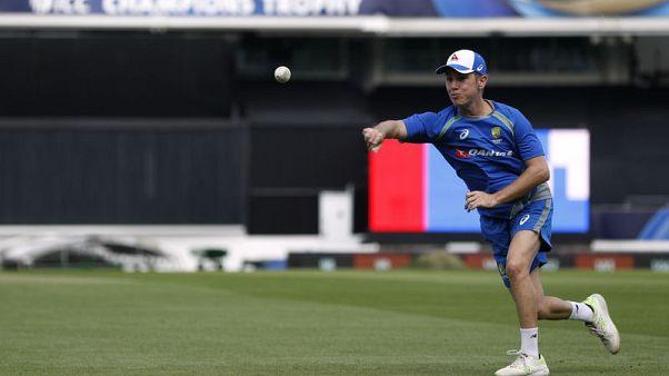 Zampa spins Australia to four-run win over India