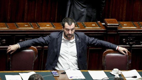 Salvini,decreto flussi? Prima italiani
