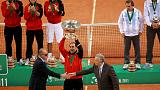 Davis Cup could merge with ATP for unified event - Costa