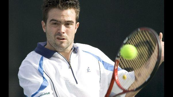 Tennis: scommesse, radiato Bracciali