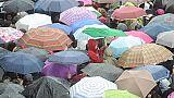 Maltempo, codice giallo per pioggia