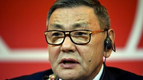 """JO-2020: la boxe """"au-delà des exigences"""" en matière de gouvernance"""