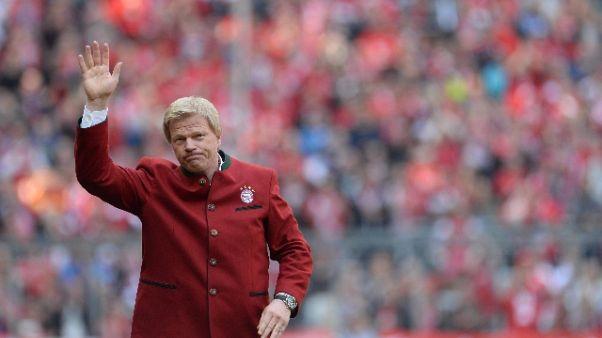 Bayern: Kahn candidato alla presidenza