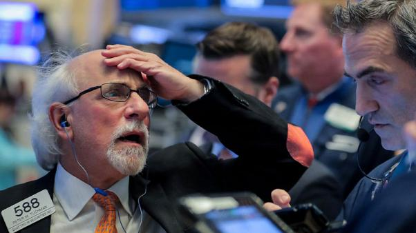Stock market volatility- Options traders expect more, more, more