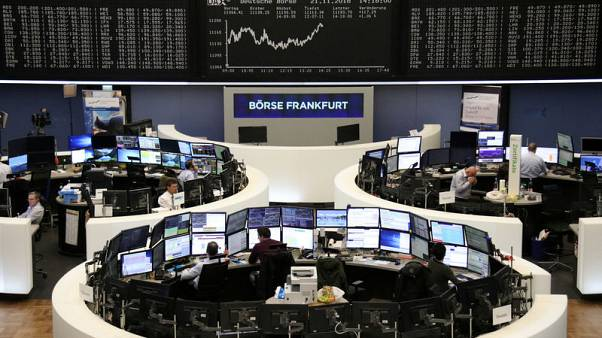 أسهم أوروبا تنهي موجة خسائر استمرت 5 أيام مع تعافي قطاع التكنولوجيا وبنوك إيطاليا