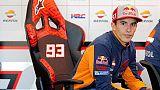Moto: Marquez, tanto lavoro sul motore