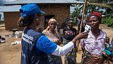 الكونجو: رقم قياسي للمصابين بالإيبولا الأربعاء