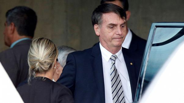 Bolsonaro's party eyes forming biggest bloc in Brazil lower house