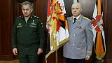 Head of Russian spy agency accused of British poison attack dies