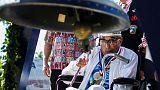 Oldest surviving U.S. veteran of Pearl Harbor dies in California - media