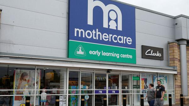 Losses widen at Mothercare as sales slide