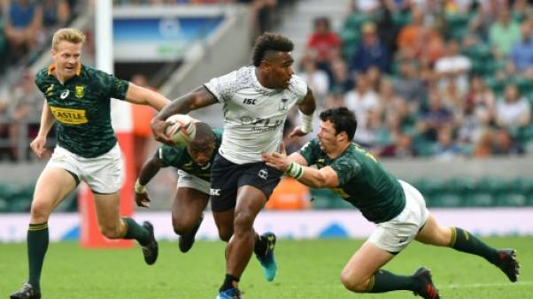 """Rugby: Tuisova titulaire, 8 """"Français"""" dans le XV des Fidji"""
