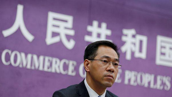 الصين تقيم تأثير اقتراح أمريكي بتعزيز الرقابة على صادرات التكنولوجيا