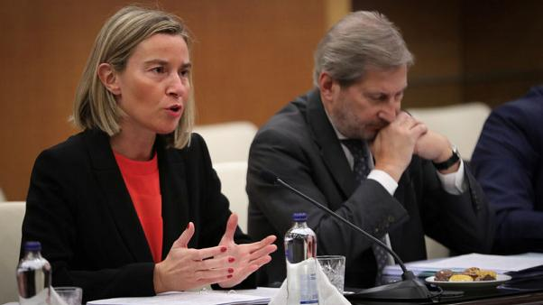 EU says transparent, credible investigation into Khashoggi killing not completed yet