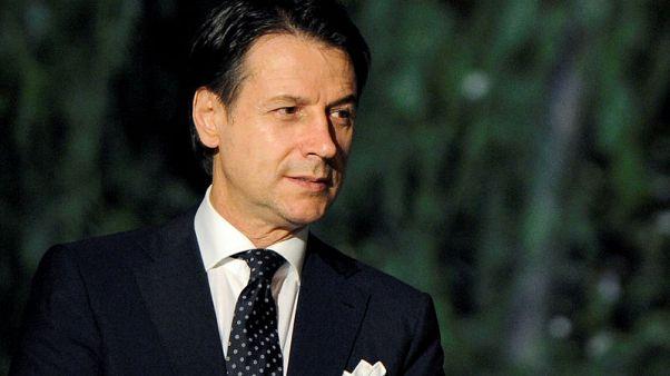 Italian PM calls for 'calmer' tones over budget