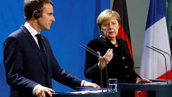 Germany needs a strong France - Merkel