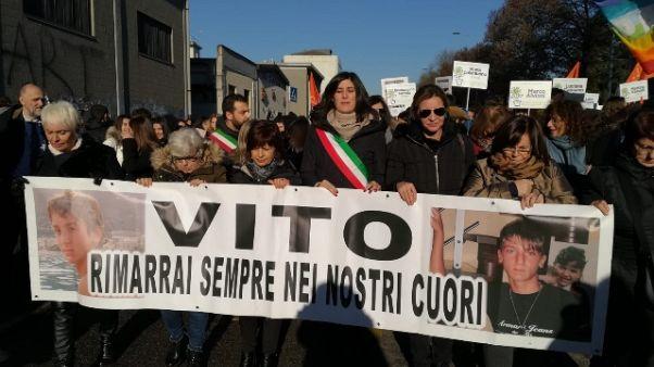 Vito Scafidi moriva a scuola 10 anni fa