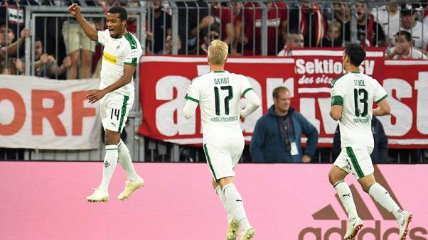 French newcomer Plea fires Gladbach into title contention