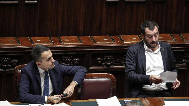 Di Maio, da M5s no accuse a Giorgetti