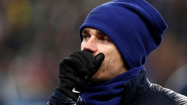 Griezmann must prove worth to Atletico in Barca clash